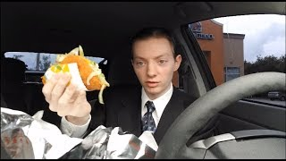 The New Taco Bell Wild Naked Chicken Chalupa Review