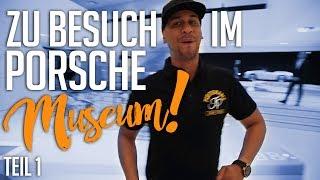 JP Performance - Zu Besuch im Porsche Museum | Teil 1