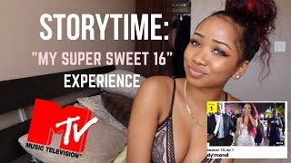 STORY TIME: MY EXPERIENCE BEING ON MTV