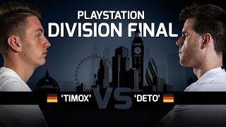 TIMOX Vs. DETO - Head to Head