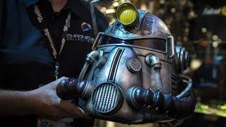 Fallout 76 Power Armor Edition T-51 Helmet!