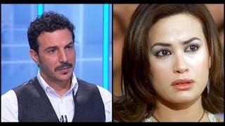 فحص شامل - تعرف علي سبب انفصال الفنان السوري باسل خياط و الفنانة هند صبري !!