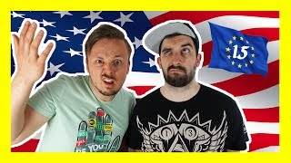 15 European Things Americans Find Weird   Get Germanized feat. VlogDave