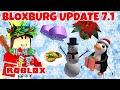 ROBLOX | Bloxburg Christmas Update 7.1 |...mp3