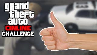 Challenge: PER ANHALTER zur Militärbasis 🎮 Grand Theft Auto Online #188