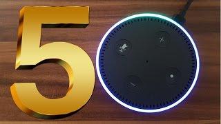 """Amazon Echo Dot 50 Lustige Antworten von Alexa Teil 6   ,,Alexa""""   Deutsch/german"""