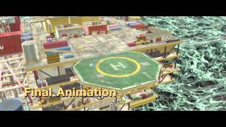 Cars 2: Opening Sequence Animation Progression