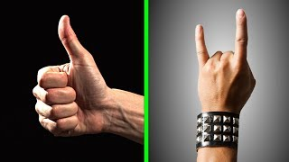 7 Handzeichen - die einen in Schwierigkeiten bringen könnten!