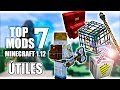 TOP 7 MODS ÚTILES para MINECRAFT 1.12 -...mp3