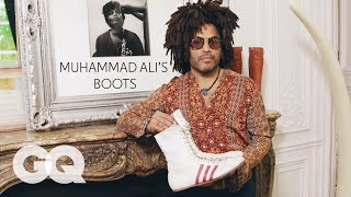 Lenny Kravitz Shows Us His Favorite Possessions | GQ