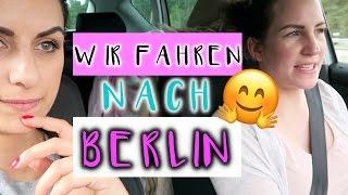ICH FAHRE NACH BERLIN | VLOG | FILIZ