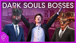 Which Dark Souls boss is the best manager?   Unraveled