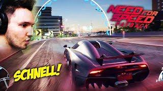 ZU SCHNELL GEFAHREN... POLIZEI IST GEKOMMEN !!   Need for Speed Payback