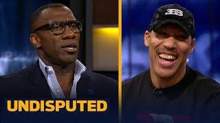 LaVar Ball claims Lonzo is better than LeBron, talks Luke Walton on the hot seat   NBA   UNDISPUTED
