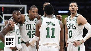 The Celtics can