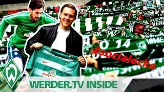 Adios Santiago Garcia, hallå Ludwig Augustinsson | WERDER.TV Inside vor Hoffenheim