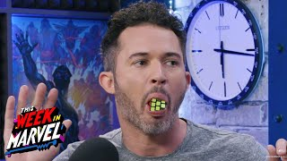 Magician Justin Willman blows our minds??? | This Week in Marvel