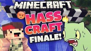 FINALE der 1. Map! Minecraft Hasscraft | ungespielt