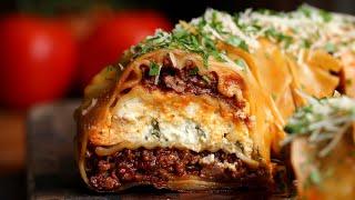 Lasagna Party Ring