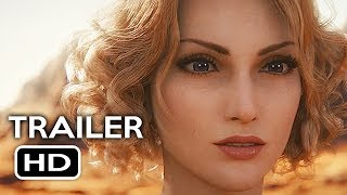 Starship Troopers: Traitor of Mars Official Trailer #2 (2017) Casper Van Dien Animated Movie HD