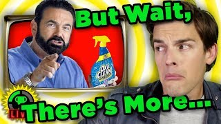 TO BUY or NOT TO BUY? | MATPAT REACTS to Infomercials!
