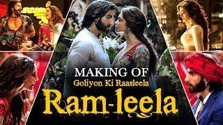 Goliyon Ki Raasleela Ram-leela (Making Of The Film) | Ranveer Singh | Deepika Padukone