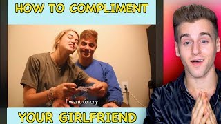 How To Compliment Your Girlfriend Ft. My Brother