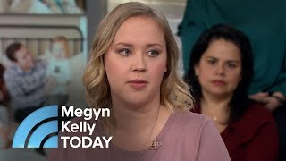 This Mom Made An Emotional Video For The Child She Put Up For Adoption   Megyn Kelly TODAY