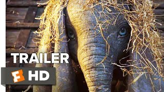 Dumbo Teaser Trailer #1 (2019) | Movieclips Trailers