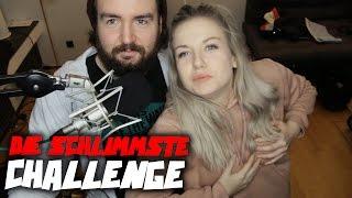 DIE SCHLIMMSTE YOUTUBE CHALLENGE! | 50/50 CHALLENGE