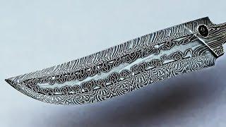 Blade - Elven Flame - process