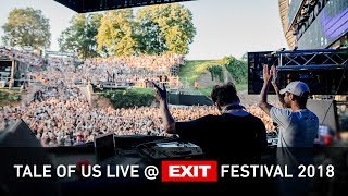 EXIT 2018 | Tale Of Us Live @ mts Dance Arena FULL SET