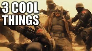 Batman V Superman Trailer #2 - 3 Cool Things