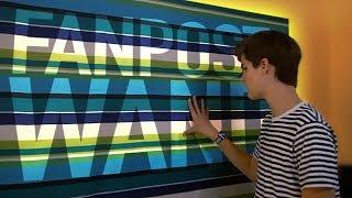 Die Fanpost-Wand! (Prank an David) | Oskar