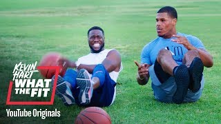 Court Core | Kevin Hart: What The Fit | Laugh Out Loud Network
