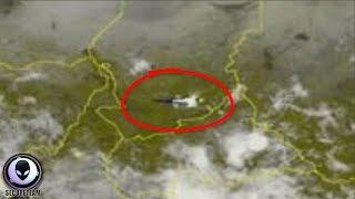 SOMETHING BIG Just Seen On Africa Satellite Feed 7/24/17