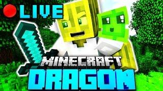 Minecraft DRAGON LIVESTREAM!!