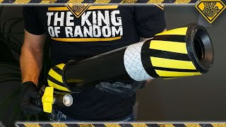 How To Make a T-Shirt Cannon