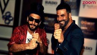 Akshay Kumar & Ranveer Singh Worried About