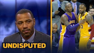 Kenyon Martin makes his case for taking Kobe Bryant over LeBron James | UNDISPUTED