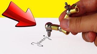 Der neue Antistress Fidget Kugelschreiber - Unboxing