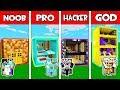 Minecraft - NOOB vs PRO vs HACKER vs GOD...mp3