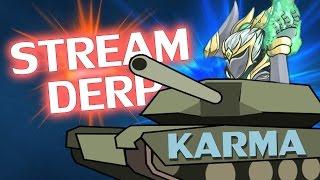 tank karma build