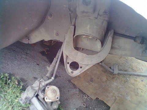 Как сделать развал задних колес пежо 406