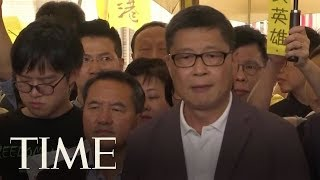 Leaders Of Hong Kong's Pro-Democracy Movement Handed Prison Sentences | TIME