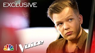 """The Voice 2018 - Britton Buchanan: """"Where You Come From"""" (Presented by Toyota Music)"""