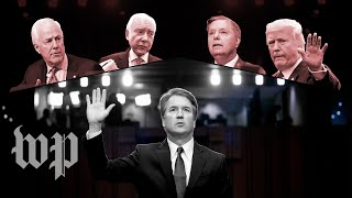 How Republicans are casting doubt on Kavanaugh