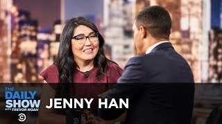 """Jenny Han - Capturing Young Love in """"To All the Boys I've Loved Before"""" 