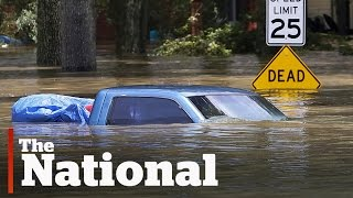 Louisiana floods one of the worst recent US disasters