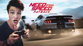 1,5 Millionen Dollar Auto klauen! | Need For Speed Payback #1 | Dner